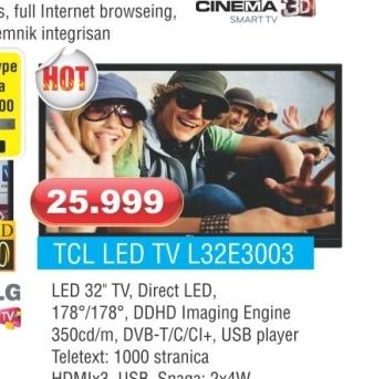 LED TV L32E3003