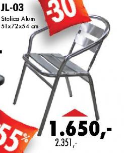 Stolica Alum JL-03