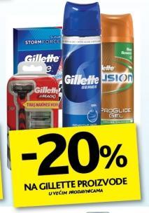 Gillette proizvodi