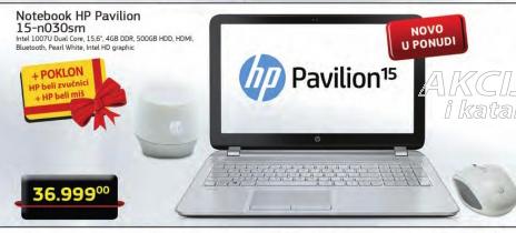 Laptop Notebook Pavilion 15-n030sm