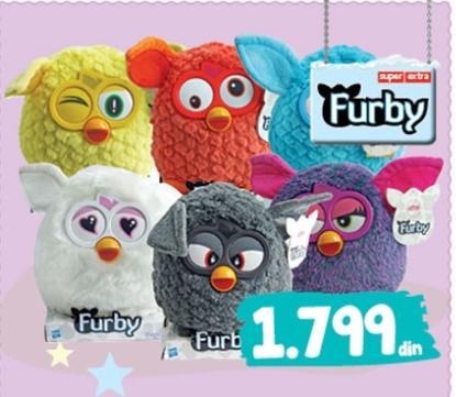 Igračka Furby