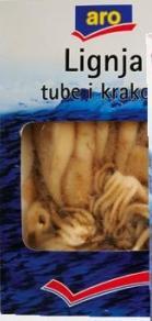 Smrznuta lignja tube i krakovi