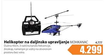 Helikopter Mohikanac