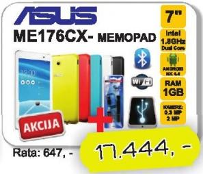 Tablet MemoPad Me176cx
