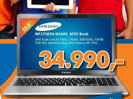 Laptop NP275E5V-K01HS