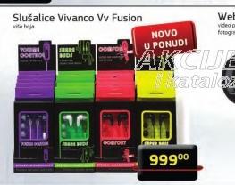 Slušalice VV Fusion