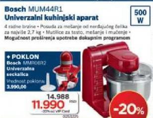 Univerzalni kuhinjski aparat MUM44R1