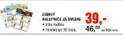 Nalepnice za sveske Disney