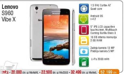 Mobilni Telefon s960