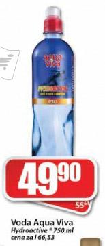 Mineralna voda Hydroactive