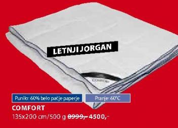 Letni jorgan Comfort