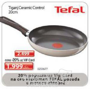 Tiganj Ceramic Control