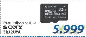 Memorijska kartica SR32UYA