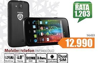 Mobilni telefon PAP3400 DUO