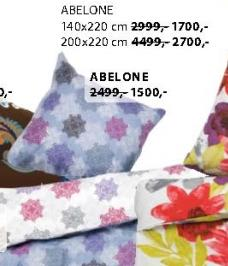 Posteljina Abelone