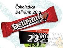 Čokoladica Delirium