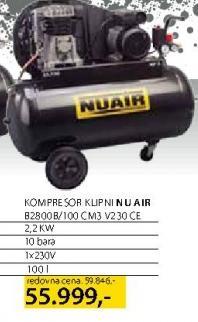 Kompresor B 2800b/100 Cm3 V230 Ce Nu Air