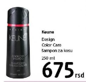 Šampon za kosu Design Color Care