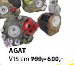 Solarna lampa Agat