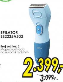 Epilator ES2235A503