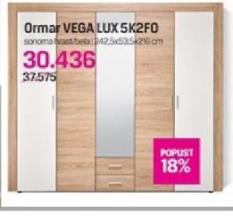 Ormar VEGA LUX 5K2FO