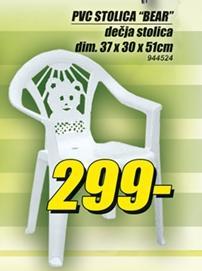 Stolica Bear