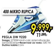 Pegla Dw 9220