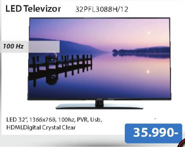 Televizor LED 32PFL3088H/12