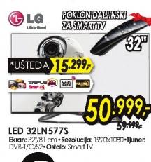Televizor LED 32LN577S