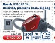Usisivač BSN1810RU