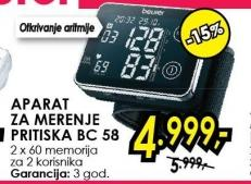 Aparat Za Pritisak Bc58