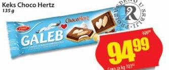 Čokolada Choco Herz