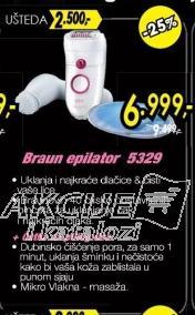 Epilator Se 5329