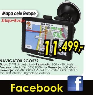 Navigator 2GO579