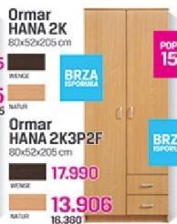 Ormar Hana 2K3P2F