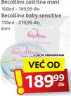 Baby sensitive krema