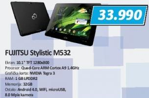 Tablet Stylistic M532