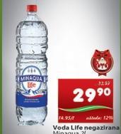 Mineralna voda Life