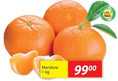 Mandarina mandora