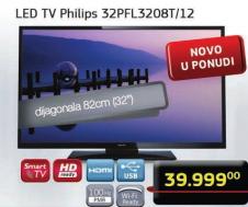 Televizor LED 32PFL3208T/12