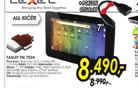 Tablet TM-7024
