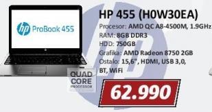 Laptop 455 H0w30ea