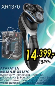 Aparat za brijanje XR1370