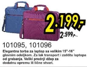 Torba za laptop 101096