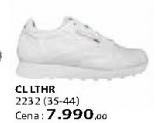Patike CL LTHR Reebok, 2232