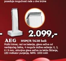 Trimer HSM/R 5638