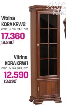 Vitrina Kora KRW1