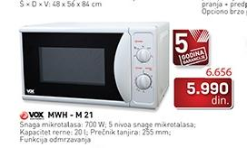 Mikrotalasna MWH-M21