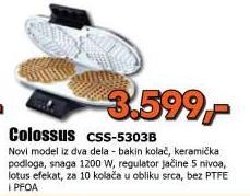Aparat za galete CSS-5303B