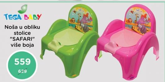 Noša u obliku stolice